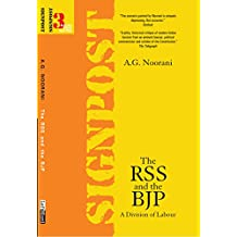 The RSS and the BJP: A Division of Labour (Signpost: Issues That Matter Book 3) (English Edition)