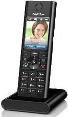 AVM FRITZ!Fon MT-F DECT-Komforttelefon für FRITZ!Box (Farbdisplay, HD-Telefonie)