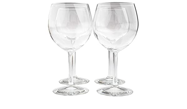 Libbey Basics 4 Piece Red Wine Glass