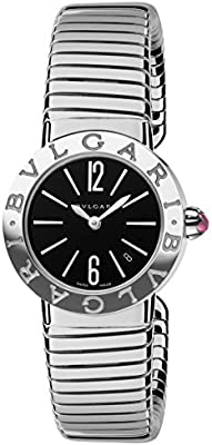 Bvlgari Bulgari Reloj de mujer cuarzo 26mm correa de acero 102097 BBL262TBSS.M