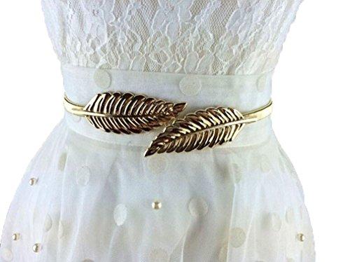 hengsong-donna-metallo-oro-nastro-foglia-catena-cintura-cinture-in-vita-oro