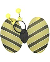 Bumble bee wings and deeley boppers set. Great fancy dress, dressing up box.