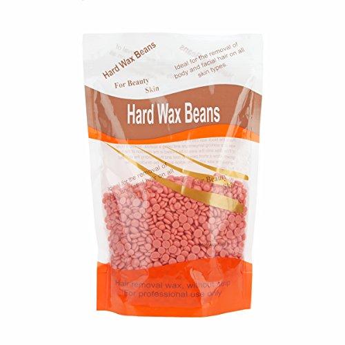 Bonjanvye Hard Wax Hair Removal Wax for Women Face Hair Wax Hard Wax Beans 300g Rose - 4 Bath Body Works