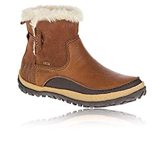 Merrell Women's Tremblant Pull on Polar Waterproof Ankle Boots 6