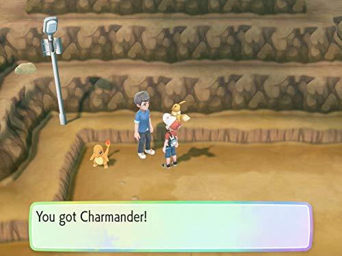 Getting A Charmander