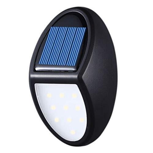 Xin XH Outdoor Wall Light Waterproof Wall Lamp Fixture,Outdoor Wall Solar Lighting Lights Suitable for Garden Patio Lights Tengxin