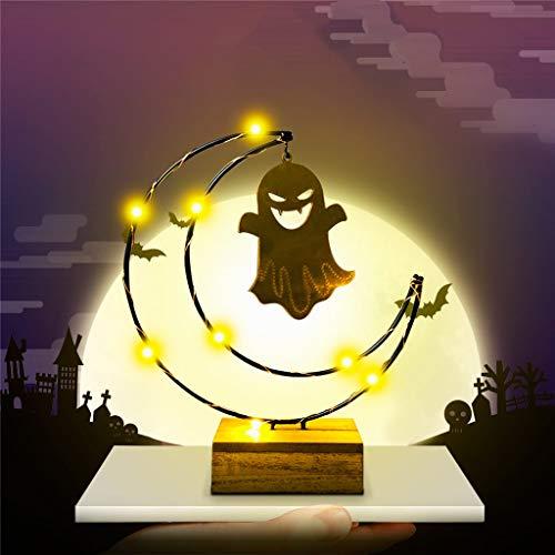 Kostüm Kinder Cute Alien - Mitlfuny Halloween coustems Kürbis Hexe Cosplay Gast Ghost Schicke Party Halloween deko,Halloween Urlaub Lichter Mond Pendelleuchten Kürbis Lichter Led Lichter