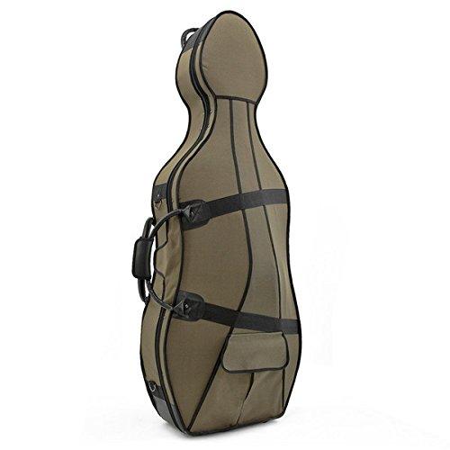 Archer custodia leggera per violoncello misura 4/4 di Gear4music