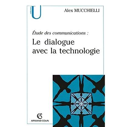 Études des communications : le dialogue avec la technologie