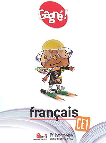 Gagné ! Français CE1 Elève - CAMEROUN