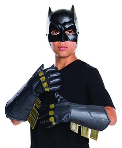 MyPartyShirt Child Batman Gauntlets Gloves
