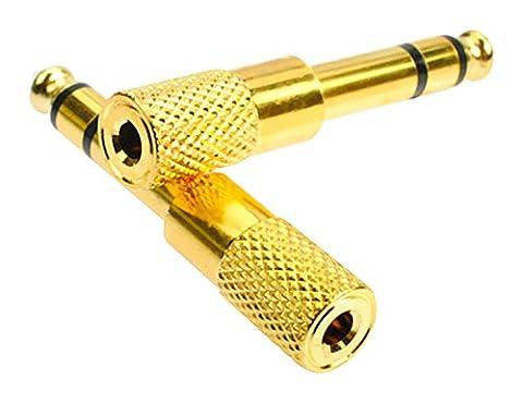 Golden Mini Jack 1/8