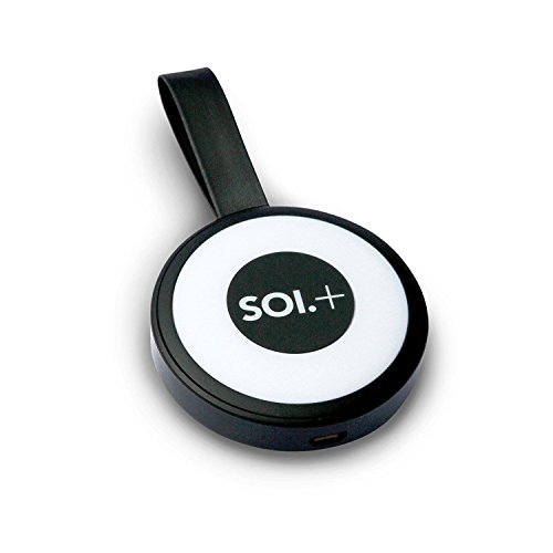 SOI Plus Organizador para Maletas, 6 cm, Negro
