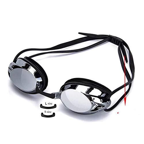 Unisex Wettkampf Profi Schwimmbrille Cobra Ultra Mirror (Verspiegelt, UV-Schutz, Anti-Fog...