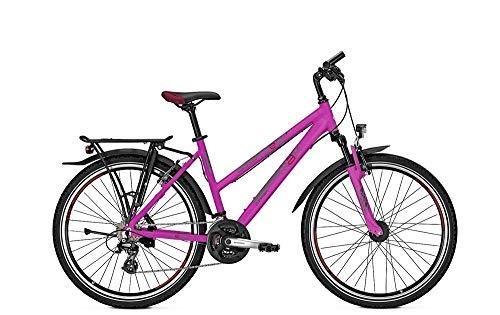 RALEIGH Funmax Damen ATB Jugendrad 21-G Fahrrad deepmagenta matt 2019 RH 45 cm / 26 Zoll -