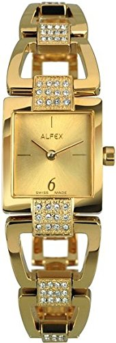 Alfex Women's Watch 5687/820 Quartz Swiss Quality RRP 330 EUR