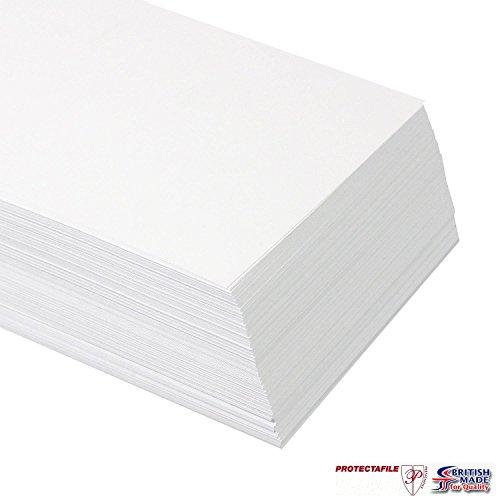 festes papier 100x A4Premium dick weiß Drucker Handwerk Karte 300GSM von Arche