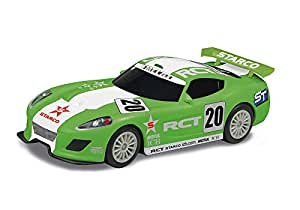 Scalextric 1:32 Scale GT Lightning Slot Car (Green)