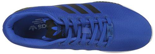 Adidas, ZX Flux, Scarpe sportive, Uomo Blu (Blau (Satellite / Black 1 / Running White Ftw))