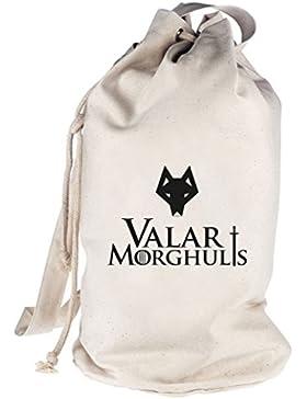 Valar Moghulis Wolf, bedruckter Seesack Umhängetasche Schultertasche Beutel Bag