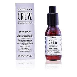 American CrewSiero e Olio Barba Professionale - 50 ml