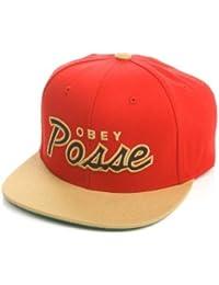 Amazon.es  Varios - Obey   Sombreros y gorras   Accesorios  Ropa 8b6f6ae8210