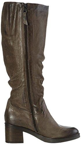 Mjus 164316-0201-6321, Bottes hautes avec doublure froide femme Gris - Grau (pepe)