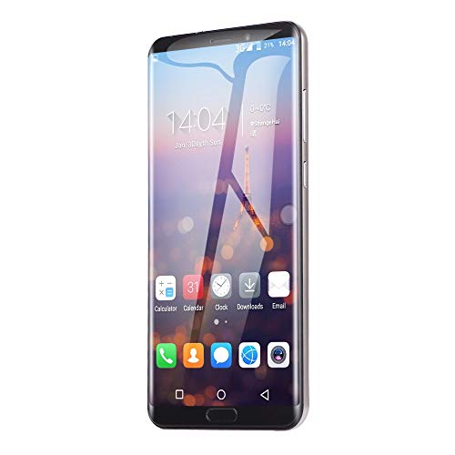Oasics Smartphone, Dual-HD-Kamera-Smartphone Acht Cores6.1 Zoll Doppel-HDCamera Smartphone Android IPS-Full Screen 8GB Touch Screen WiFi Bluetooth GPS 3G Anruf (Blau)