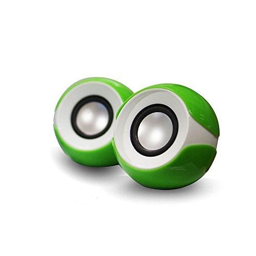 DieWu Computer Lautsprecher mit zwei Kanälen 3D Audio Technologie, Bluetooth-Lautsprecher, niederfrequenten Enhanced Technologie, zeigt außergewöhnliche Sound Qualität.