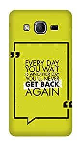 SWAG my CASE PRINTED BACK COVER FOR SAMSUNG GALAXY ON5 Multicolor