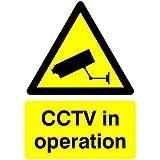 94,6L.- Express Gn00750s CCTV en Fonctionnement Panneau, 297mm x 210mm, S/A