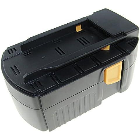 Bateria B24 Ni-Mh 3500mAh 24V para Hilti WSR 650-A | WSC 6.5 | UH 240-A | WSC 55-A24 | TE 2-A | SFL