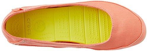 Crocs15317 - Ballet donna Melon / Stucco