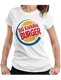 Pulp Fiction Big Kahuna Burger Womens T-Shirt
