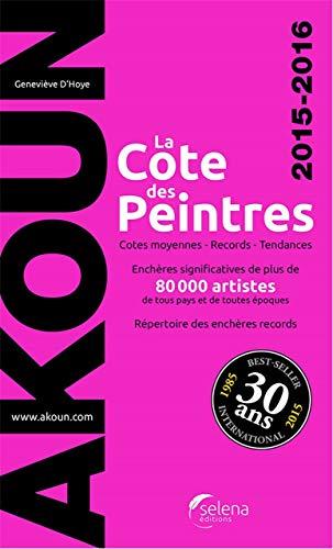 La Cote des Peintres 2015-2016 -
