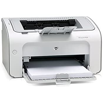 HP Laserjet P1005 - Impresora láser blanco y negro (14 ppm, DL)