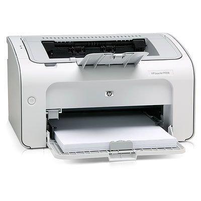 HP Laserjet P1005 Laserdrucker - 14 Druckkassette Schwarz