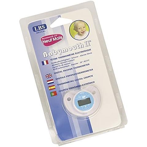 LBS Medical Babymouth - Chupete termómetro