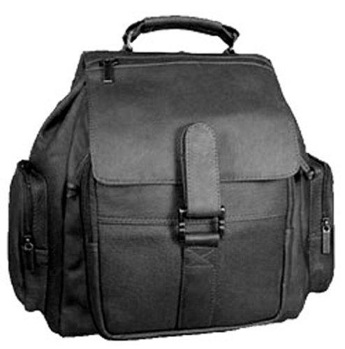 david-king-co-top-handle-werbe-rucksack-schwarz-one-size