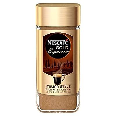 NESCAFÉ GOLD ESPRESSO Instant Coffee Jar, 100 g