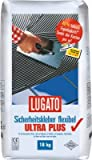 Lugato Sicherheitskleber Flexibel Ultra Plus 3,5 kg - Wasserfester Fliesenkleber