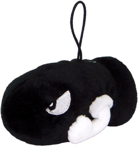 official-nintendo-mario-plush-series-stuffed-toy-5-bullet-bill-killer-s-japan-import