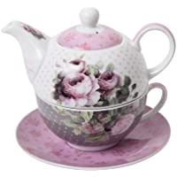 ORVAL CREATIONS - Tea for One Rose 16x14cm