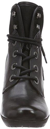 Marc Shoes Elba, Bottes femme Noir - Schwarz (black 100)