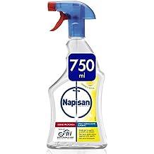 Napisan Spray Igienizzante Superfici, Limone e Menta, 750 ml
