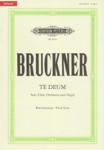Te Deum par Anton Bruckner