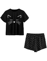 580921ed6d Amazon.it: Fantasia - Pigiami e camicie da notte / Donna: Abbigliamento