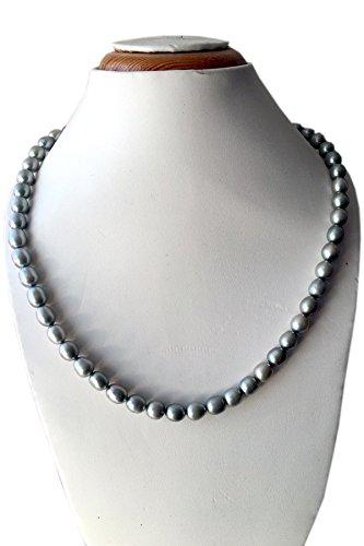 pearl-inn-6-7-mm-aaa-483-cm-48-cm-susswasser-zuchtperle-grau-halskette-mit-ohrring-14-mm-design-in-i