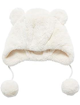 Mothercare Fluffy, Set Sciarpa, Guanti e Cappello Bambina