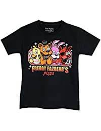 Five Nights at Freddy's - Camiseta de manga corta